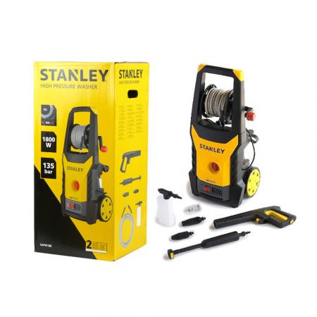 Stanley SXPW18E High Pressure Washer (1800 W, 135 bar, 440 l/h) - skroutz.com.cy