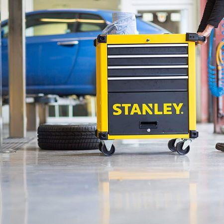Τροχήλατος Εργαλειοφορέας 4 Συρταριών STANLEY STMT1-74305 - skroutz.com.cy