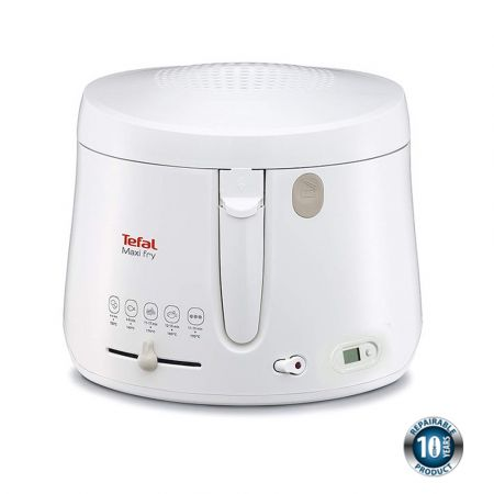 Fryer TEFAL Family Maxi Deep Fryer 1.2KG FF100073, White