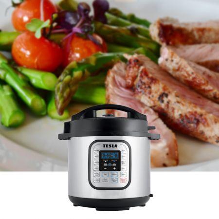 TESLA EliteCook K70 - Πολυλειτουργική Ηλεκτρική Κουζίνα Υψηλής Πίεσης - skroutz.com.cy