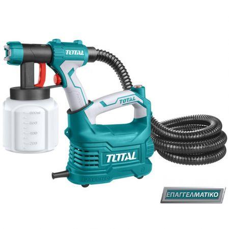 Επαγγελματικό Ηλεκτρικό Σύστημα Βαφής 500Watt Total TT5006 - skroutz.com.cy