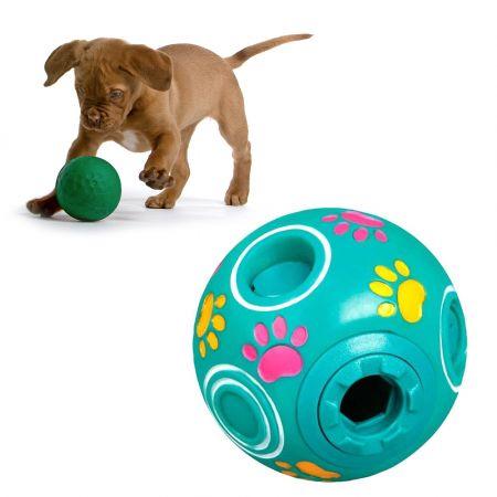 Παιχνίδια για σκύλους εκπαίδευση με μπάλα ήχου 11cm toys for dog training ball sound treats in 11cm