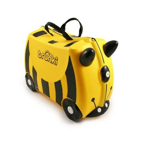 Παιδική Βαλίτσα Ταξιδίου Trunki Bernard Bee - Skroutz.com.cy