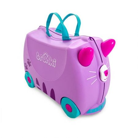 Trunki Παιδική Βαλίτσα Ταξιδίου Cassie The Cat - skroutz.com.cy