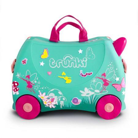 Παιδική Βαλίτσα Ταξιδίου Trunki Flora The Fairy - skroutz.com.cy
