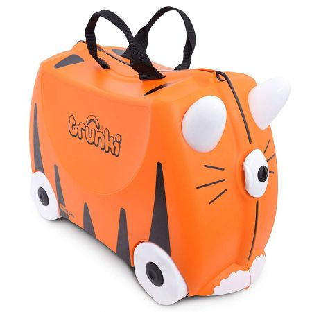 Παιδική Βαλίτσα Ταξιδίου Trunki Tipu Tiger Limited Edition - skroutz.com.cy