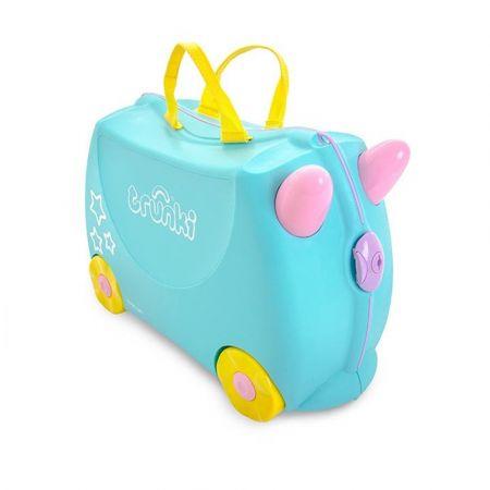 Παιδική Βαλίτσα Ταξιδίου Trunki Una Unicorn - skroutz.com.cy