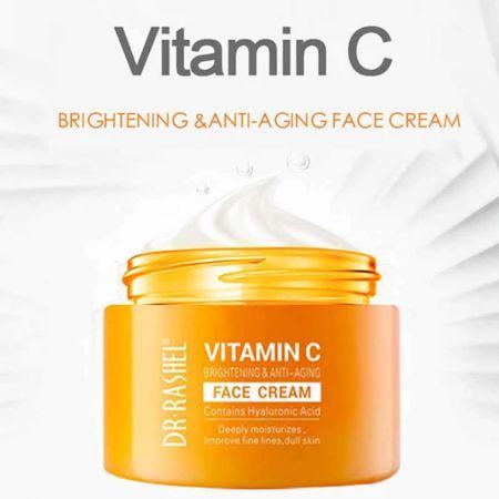 Βιταμίνη C Κρέμα Προσώπου 50ml - Vitamin C Face Cream 50ml - Dr Rashel