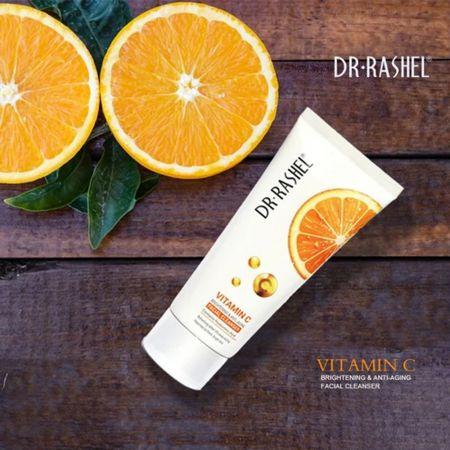 Βιταμίνη C Καθαριστικό Προσώπου 80ml - Vitamin C Facial Cleanser 80ml - Dr Rashel