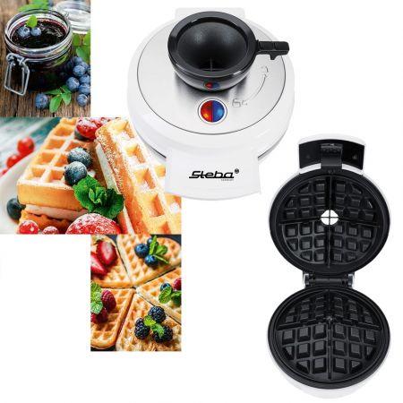 Steba Waffle Maker - Waffle Iron We 20 Volcano - Βαφλιέρα - skroutz.com.cy