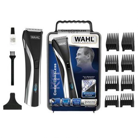 Wahl 9697-1016 Κουρευτική Μηχανή / Επαναφορτιζόμενη Hybrid LCD Cordless Hair Clipper - skroutz.com.cy
