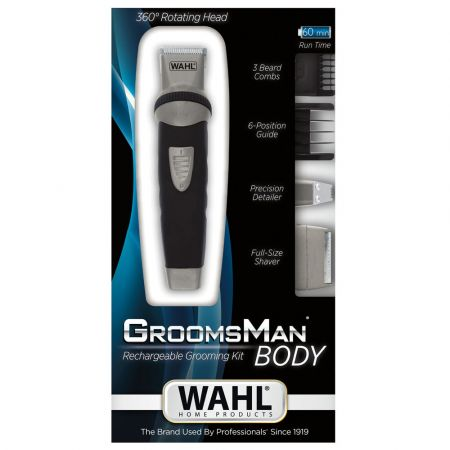 Wahl Σετ Ανδρικής Περιποίησης Groomsman Body Set 3 σε 1 (9953-1016) - skroutz.com.cy
