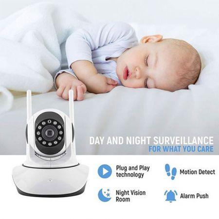 wifi smart net camera - skroutz.com.cy