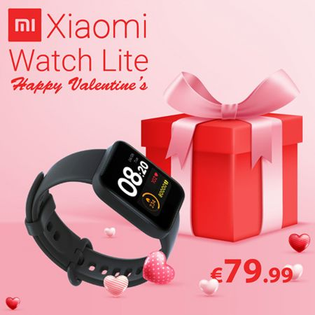 Xiaomi Mi Watch Lite - skroutz.com.cy