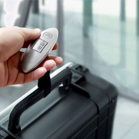 Ψηφιακή Ζυγαριά Ακριβείας Για Βαλίτσες - Φορητή Ζυγαριά Αποσκευών 40kg - skroutz.com.cy
