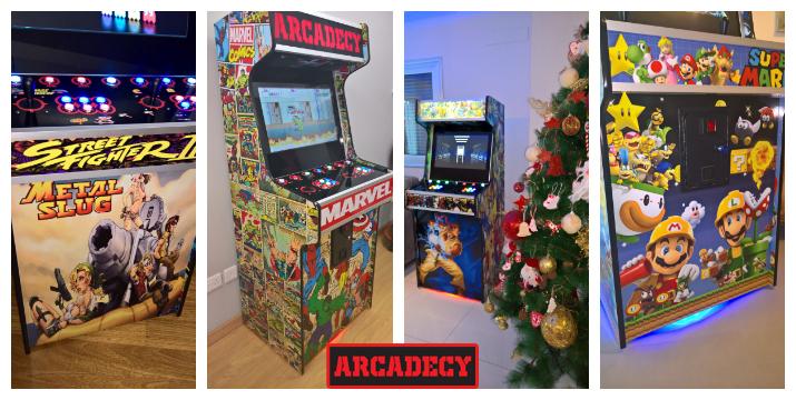 Τα Arcade Cy βιντεοπαιχνίδια ή αλλιώς οι «μηχανούδες» που τόσο νοσταλγήσαμε