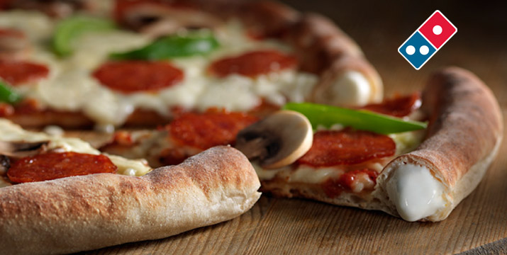 Domino's Pizza – Fresh Ingredients. Unbeatable Taste.
