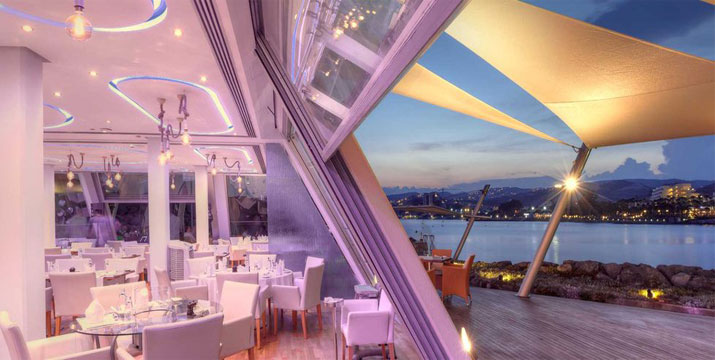 Sailor's Rest Lounge Bar Restaurant - St Raphael Resort!