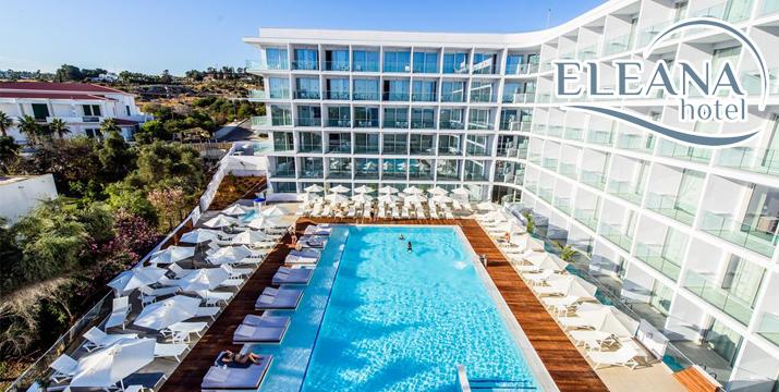 Eleana Hotel, Ayia Napa, Cyprus