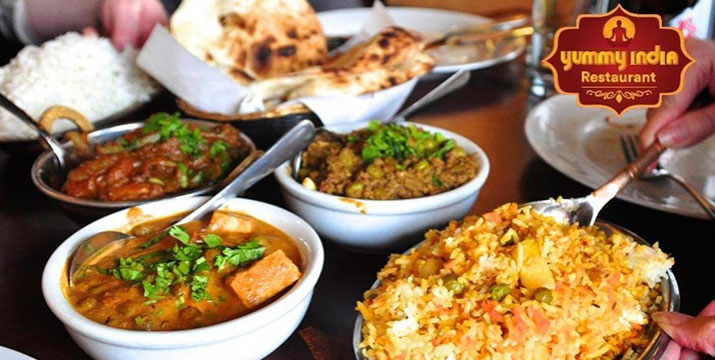 Yummy India Restaurant σε Λευκωσία & Λάρνακα