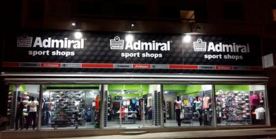 Admiral σημαίνει ποιότητα και προσιτές τιμές!