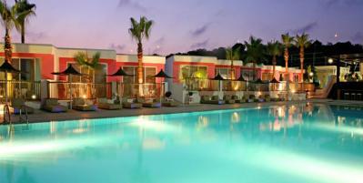 Napa Mermaid Hotel & Suites!