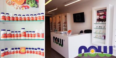 NOW Supplements Cyprus - Το πρώτο μας κατάστημα στη Λεμεσό!
