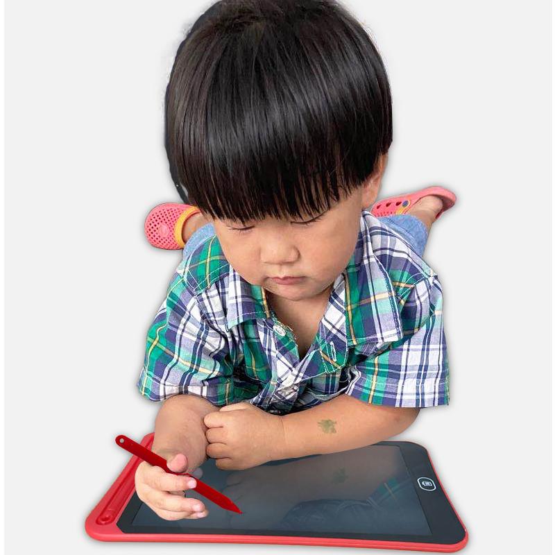 """Ηλεκτρονικό Σημειωματάριο με Οθόνη 10"""" Ροζ - LCD Writing Tablet 10"""" Pink"""