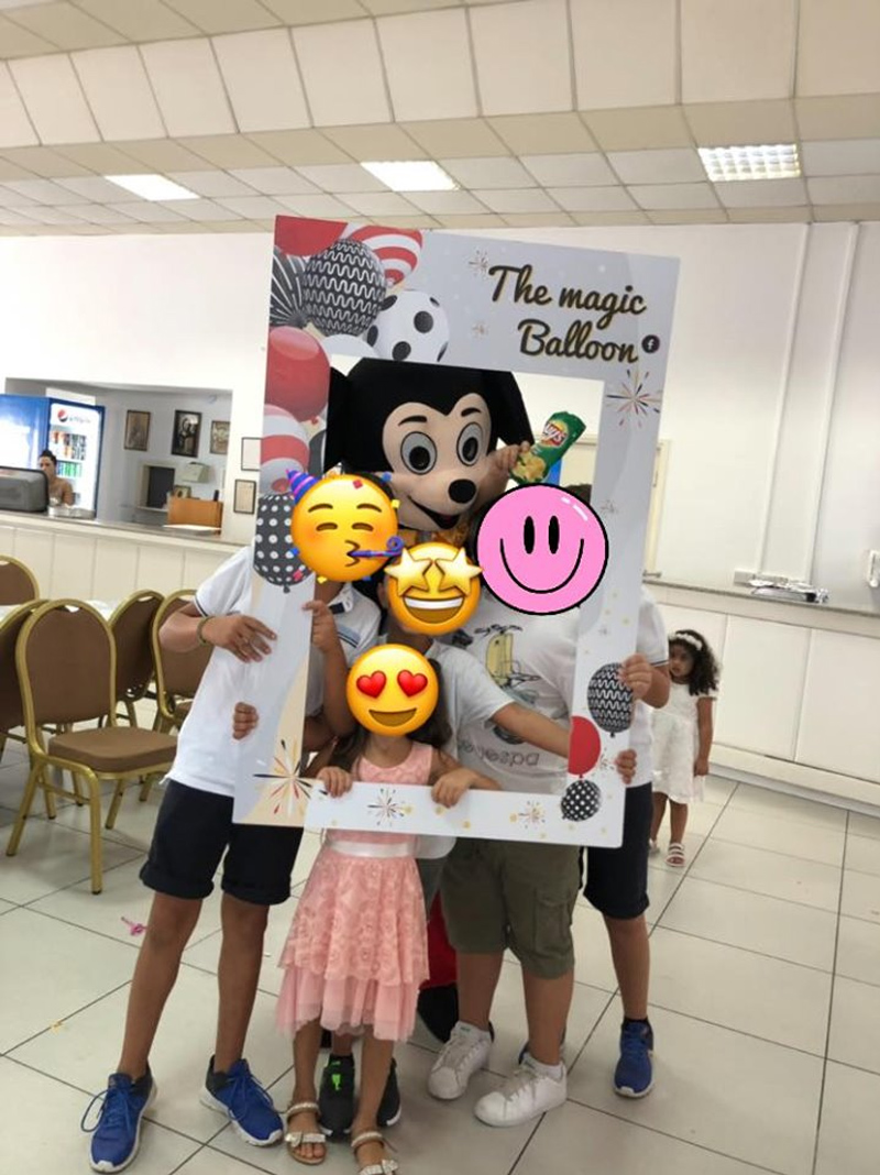 The Orange Balloon Kids Entertainment Cyprus - Mickey Mouse - Skroutz.com.cy