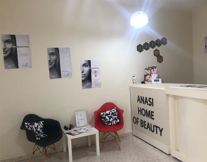 Anasi Home of Beauty, Nicosia, Cyprus