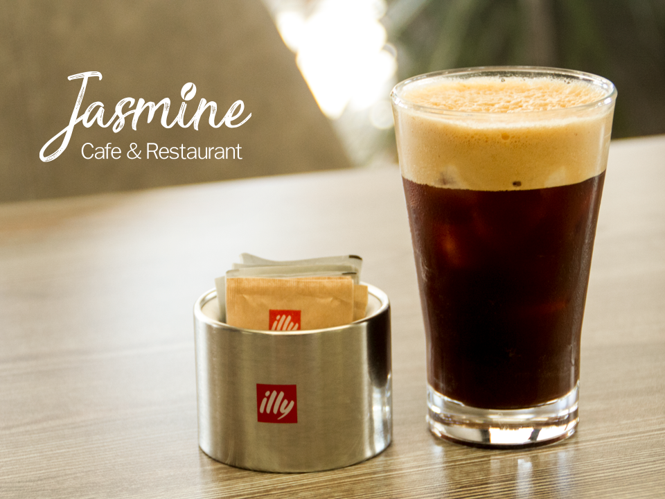 Jasmine Coffee and Restaurant illy
