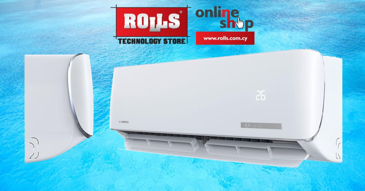 rolls air conditioner cyprus