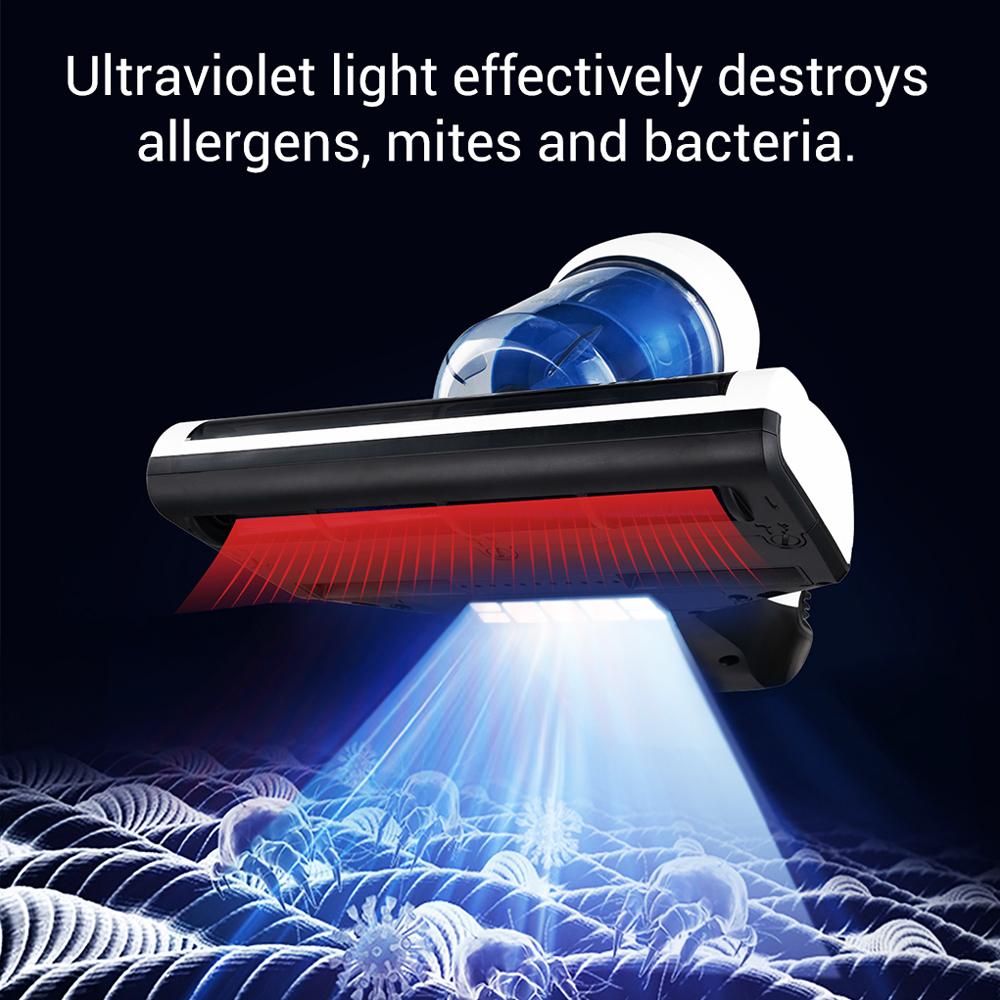 Tesla Lifestar UV550 Ηλεκτρική σκούπα χειρός, Αντιαλλεργιογόνα 3-in-1