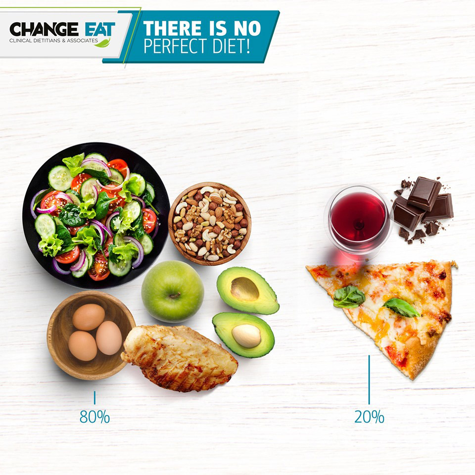 there is no perfect diet - change eat - whats on cyprus
