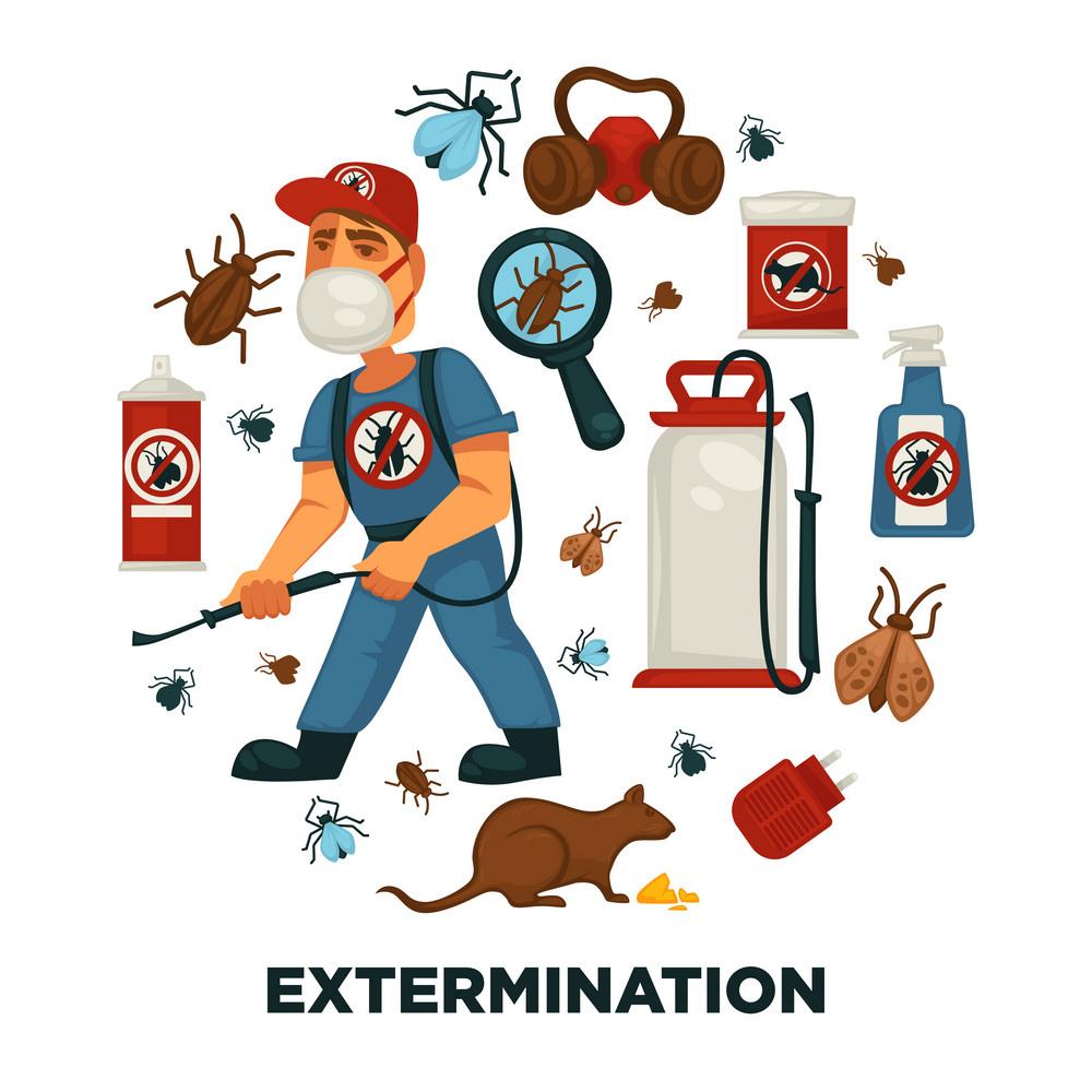 G Valmas Cleaning & Pest Control - Απολυμάνσεις – Απεντομώσεις, Μυοκτονίες σε Κατοικίες και Επαγγελματικούς Χώρους
